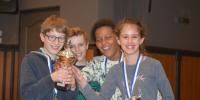 Schoolschaak Zundert – 20 maart 2019