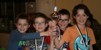 Schoolschaak Zundert – 18 maart 2015