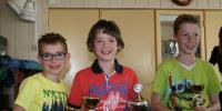 Afsluiting / Prijsuitreiking jeugdcompetitie – 25 mei 2014
