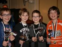 Schoolschaak Zundert – 26 februari 2014