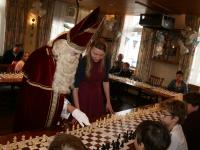 Sinterklaassimultaan voor Raadsheerjeugd