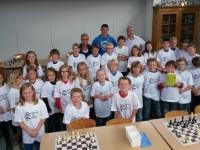 Sportstimulering St. Jozefschool Wernhout 12 september 2013